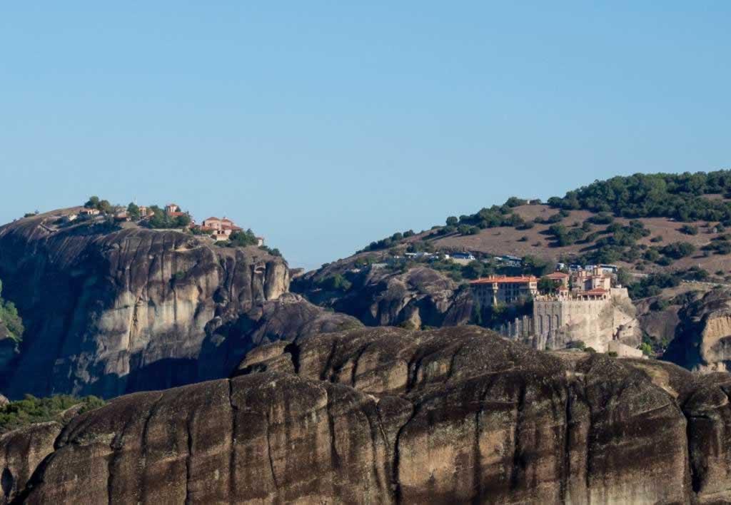 The Grand Meteoron Meteora Monastery
