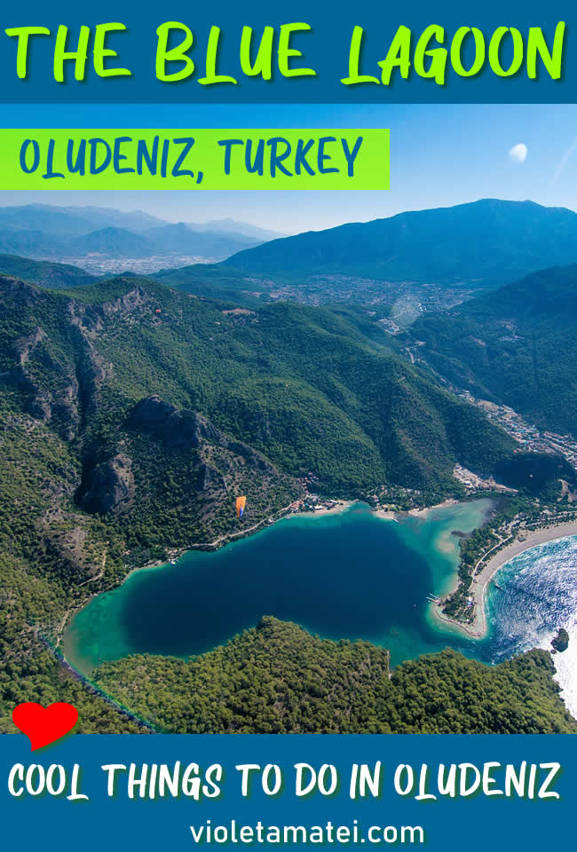 oludeniz turkey & the blue lagoon