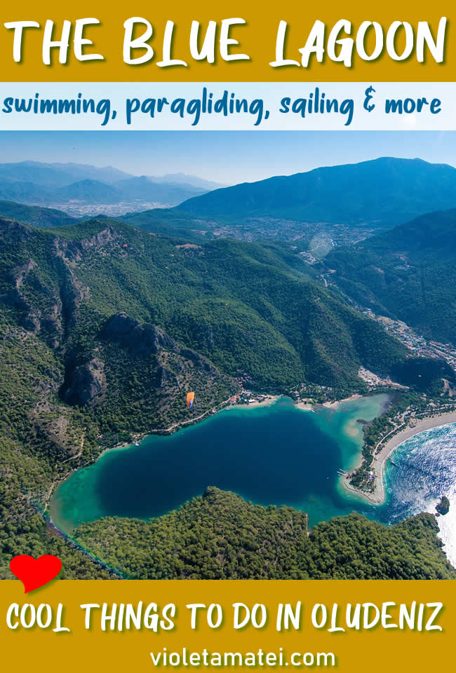 Blue Lagoon Oludeniz Turkey