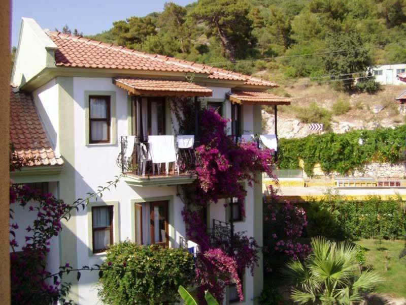 Tourist villas in Oludeniz