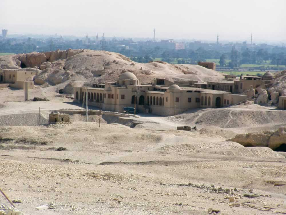 Travel Photo of the Day: Gizeh, Egypt – Camouflage