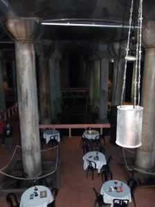 Basilica Cistern Cafe