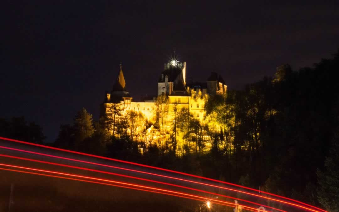 Searching for Dracula: Bucharest to Bran and Return