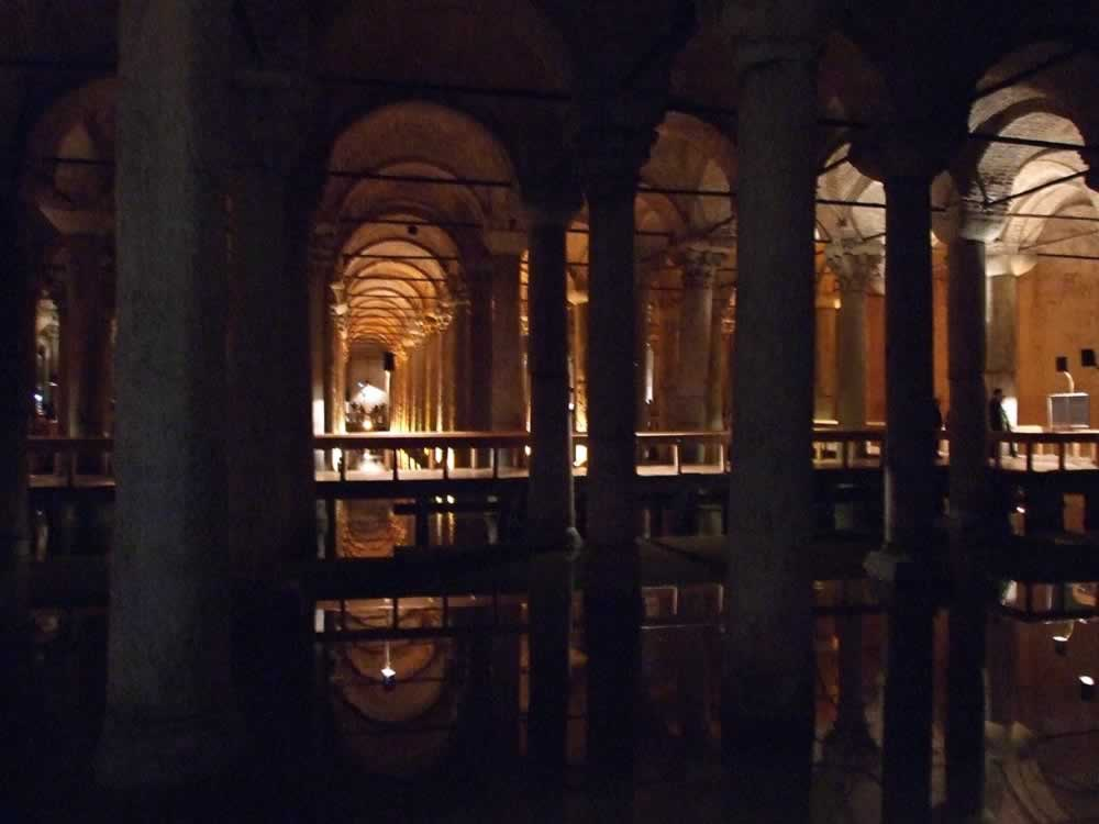 The Sunken Palace - Istanbul