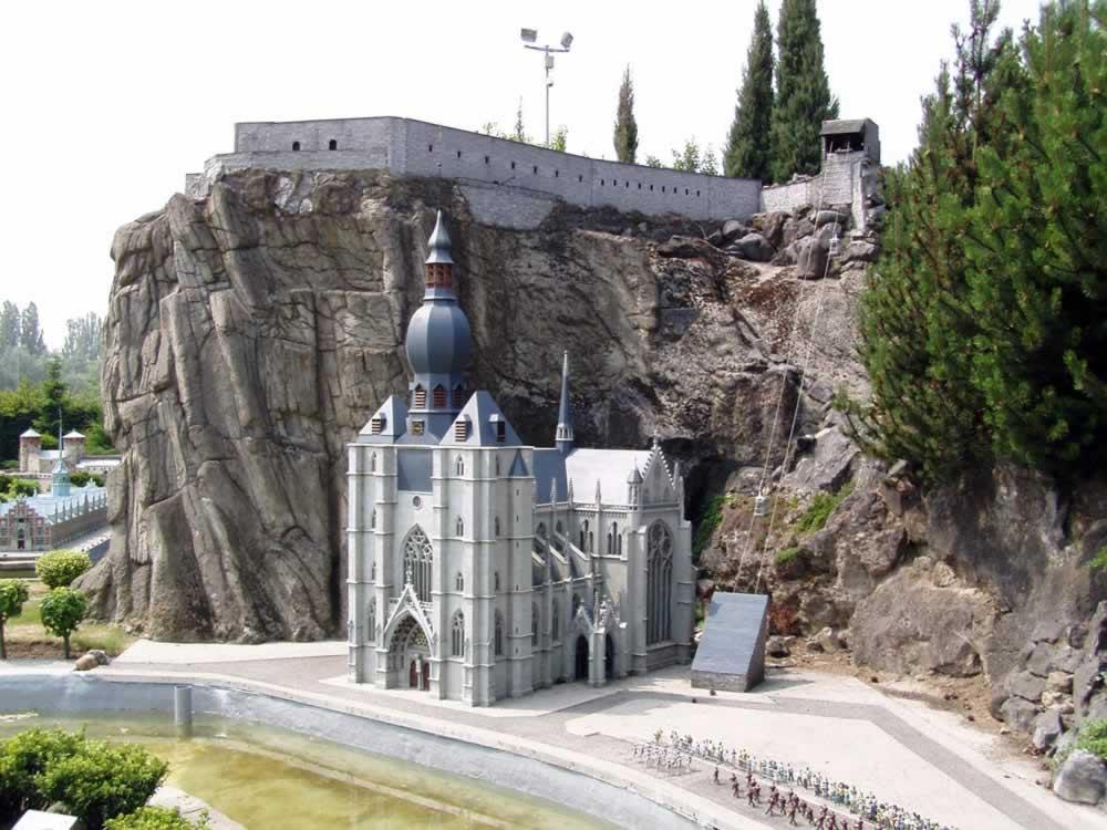 Mini Europe theme park - cathedral