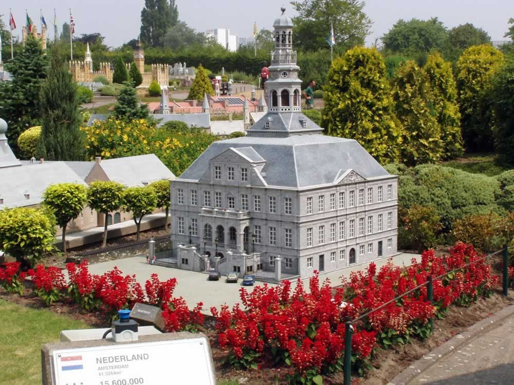 Mini Europe - Netherlands representative building