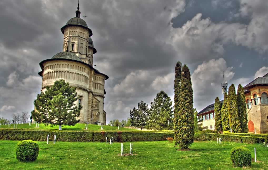 HDR Photo of the Day: Monastery in Moldova, Romania