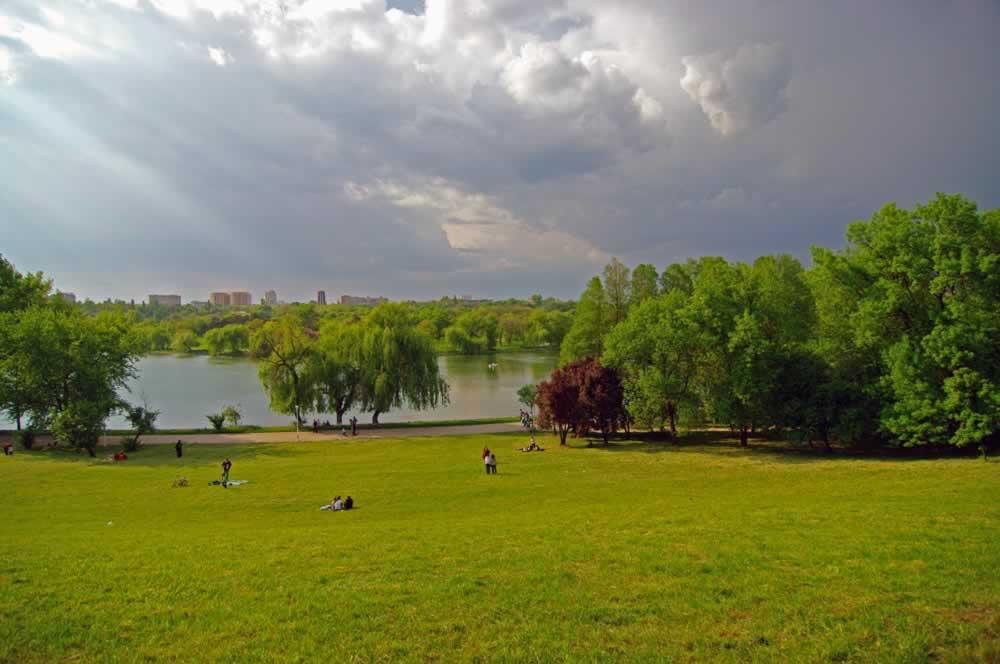 Tineretului Park – Bucharest, Romania