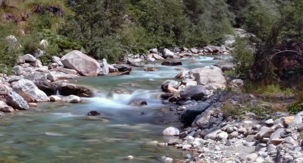 River in Retezat