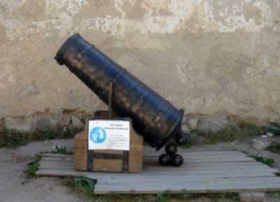 Canon rubbish bin