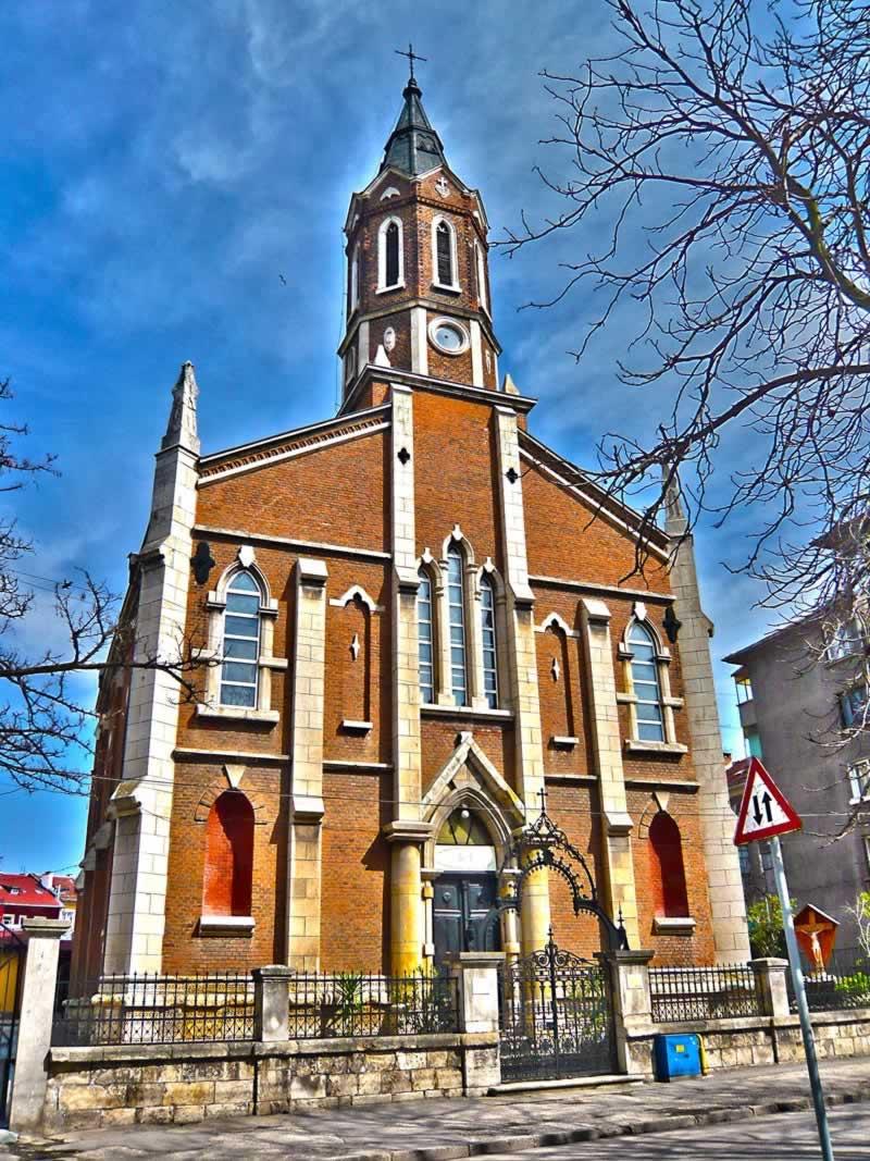 Church in Russe, Bulgaria