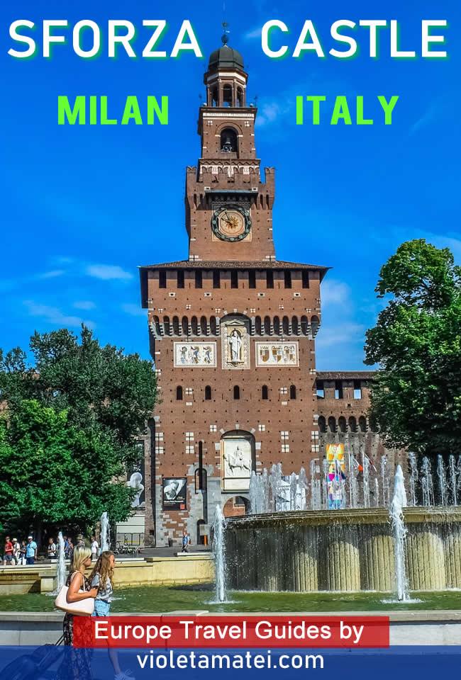 Sforza Castle - brief travel guide