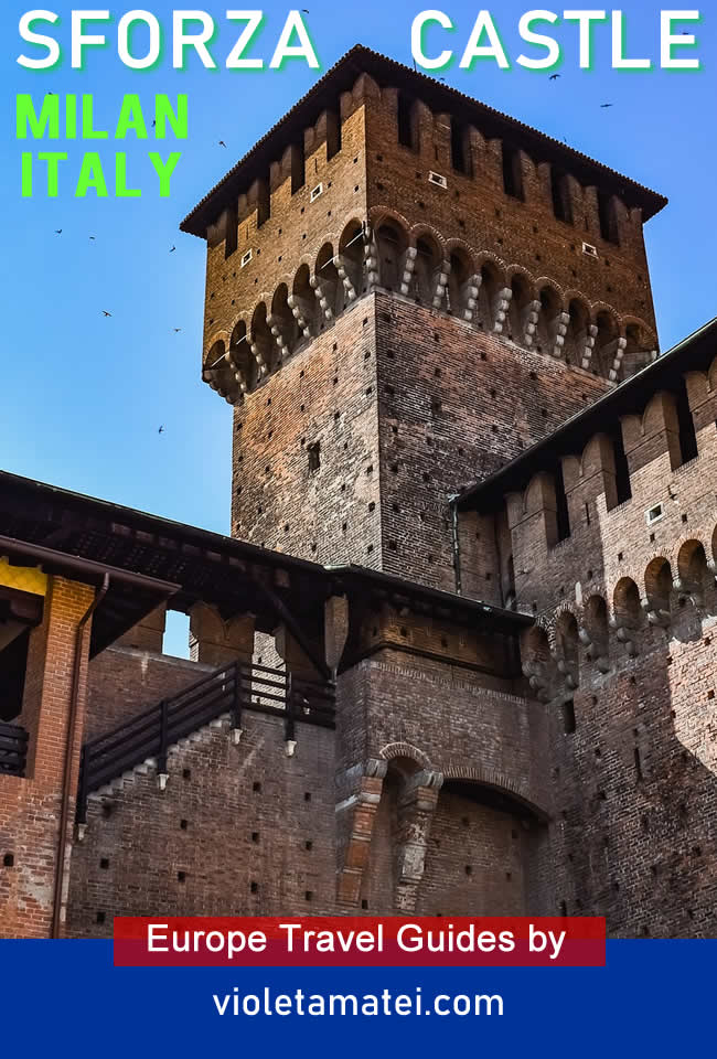 Sforza Castle - brief travel guide