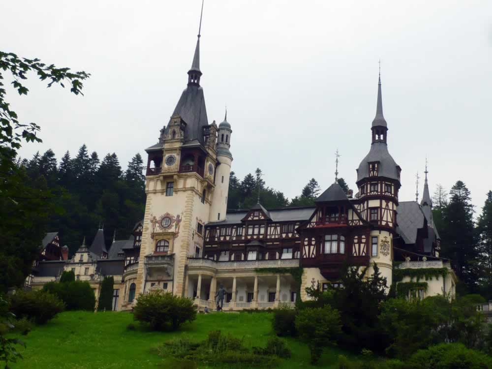 Travel Photo of the Day: Sinaia, Romania – Peles Castle
