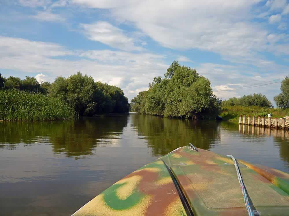 Danube Delta – Water, Willows & Fish Soup
