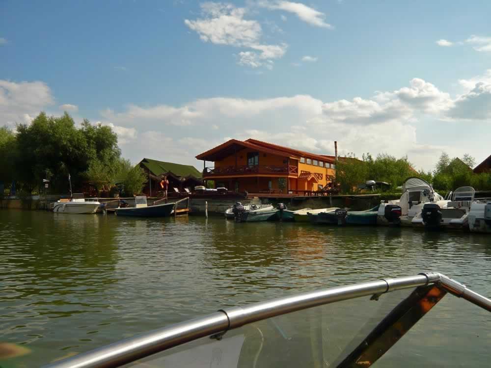 Danube Delta hotel