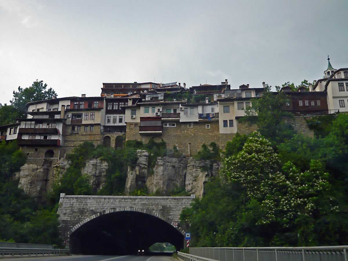 Living Above a Bridge in Bulgaria