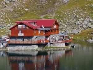 Balea Lac Chalet