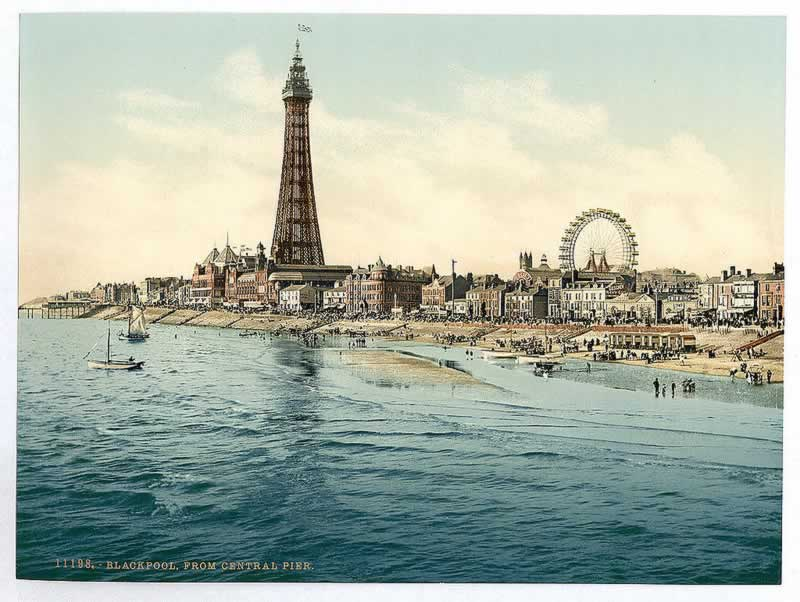 Blackpool - The Central Pier