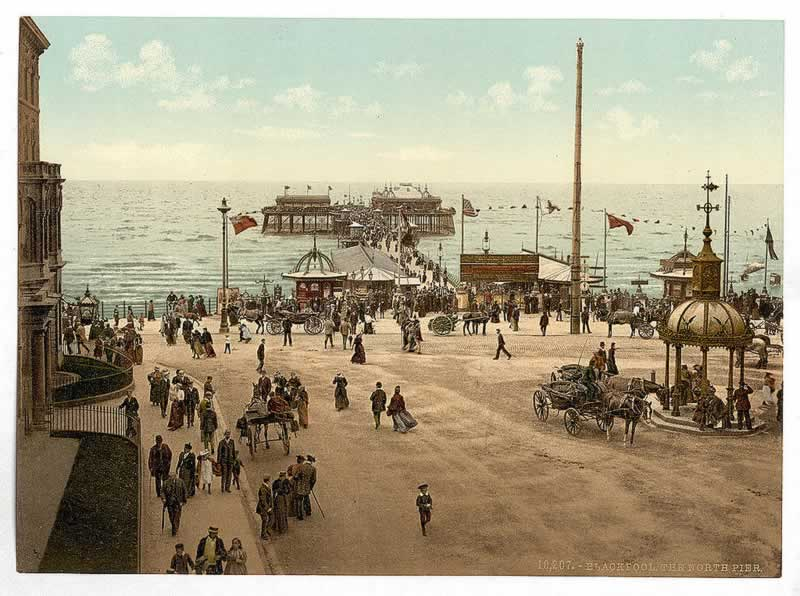 Blackpool - The North Pier