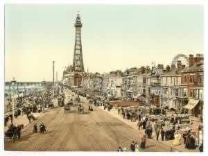 Blackpool - The Promenade