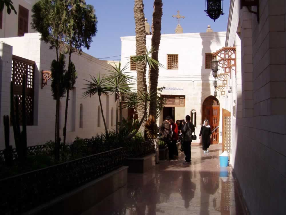 Copt Church in Cairo