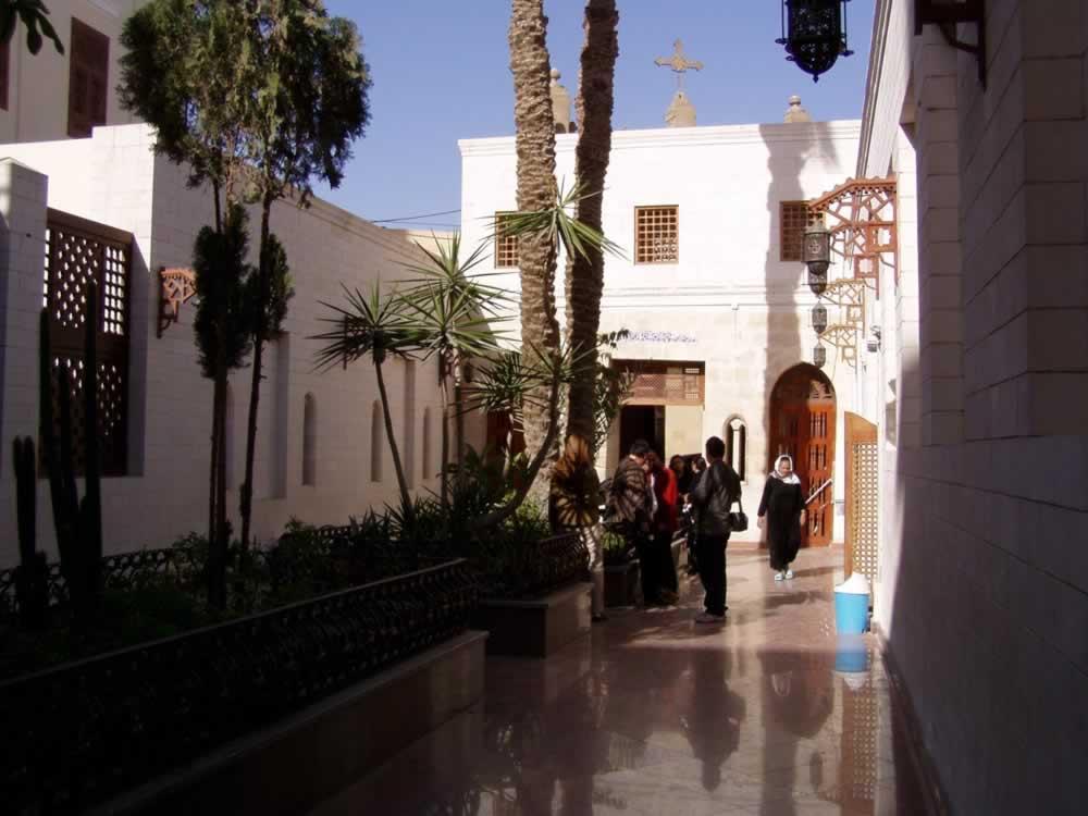 Copt Church in Cairo