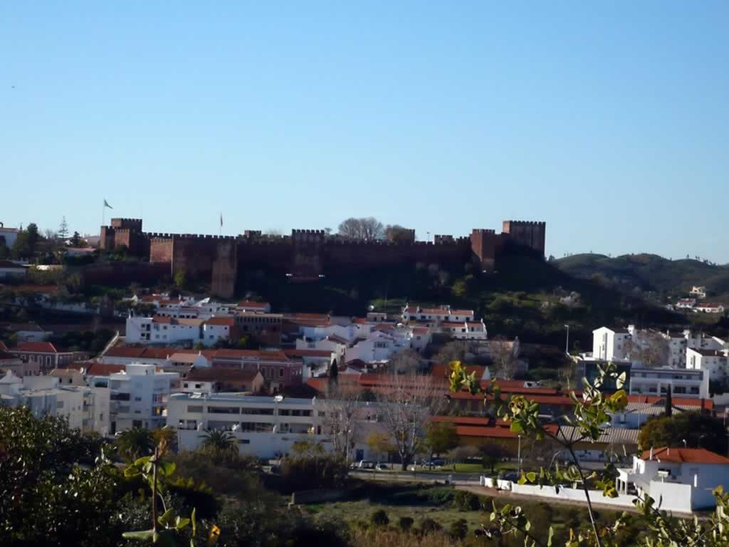 The Moorish Castle Silves