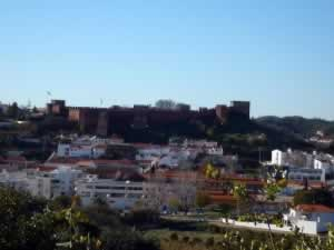The Moorish Castle Silves