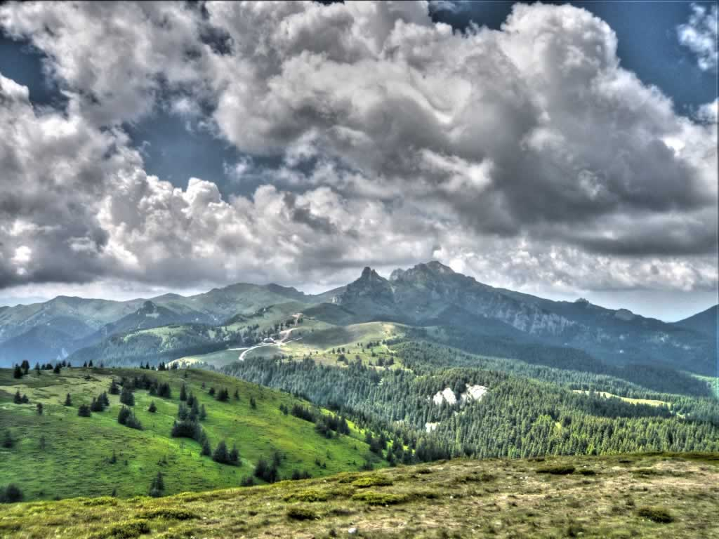 Ciucas Mountains, Romania