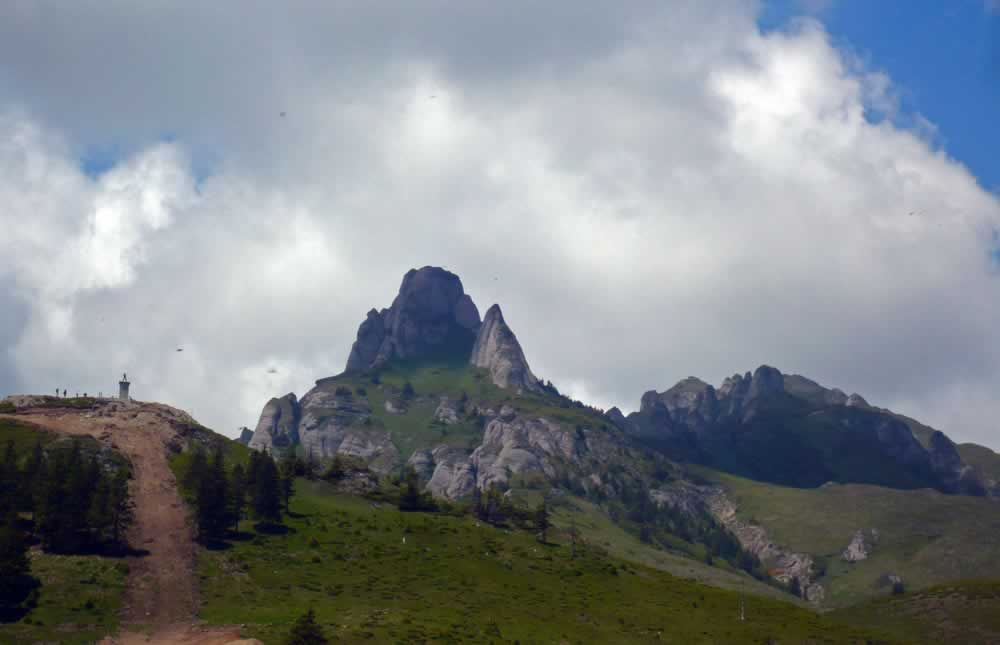 Ciucas Peak - Romanian Carpathians