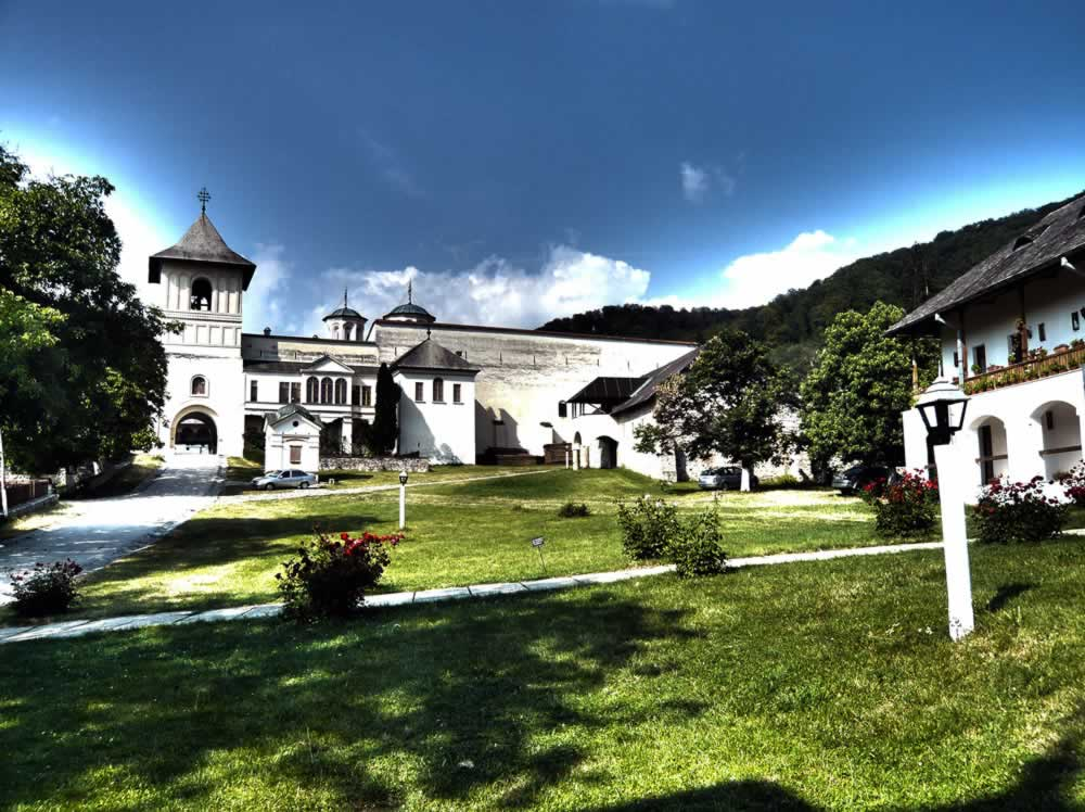Romanian Monastery in HDR