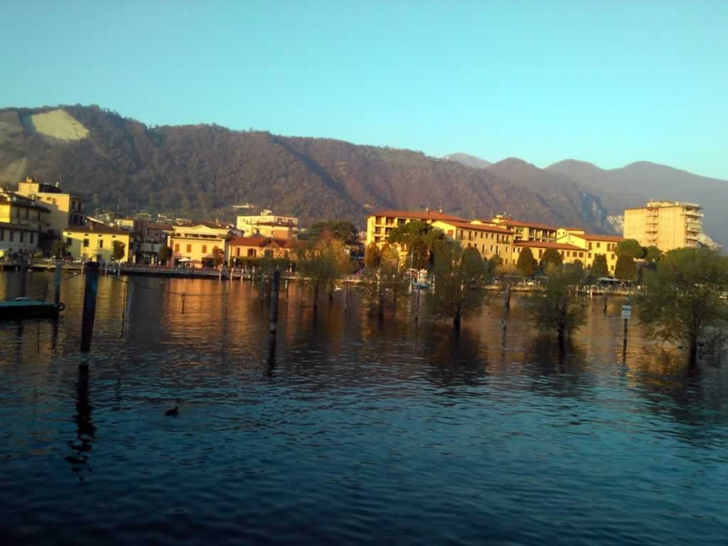 Lake Iseo, one of the best day trips from Milan