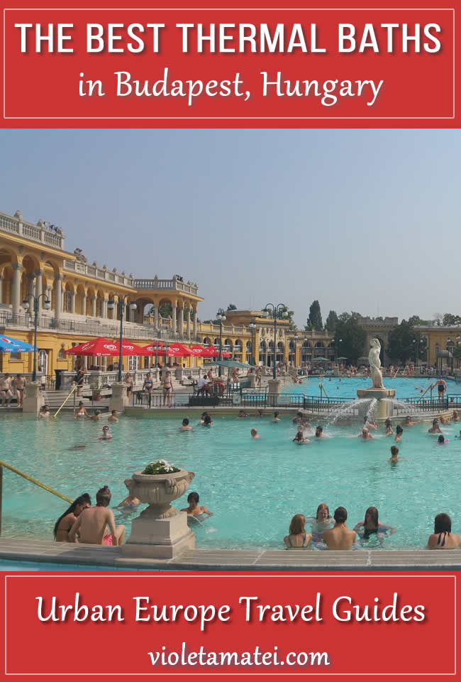 Budapest Thermal Baths