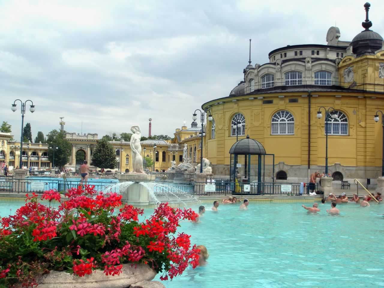 Szechenyi thermal bath the best spa experience in budapest for A list salon budapest