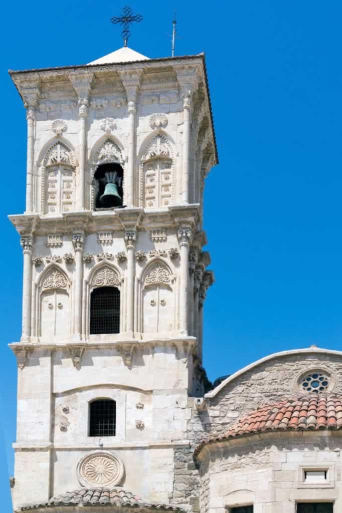 larnaka Saint Lazaros Byzantine Museum