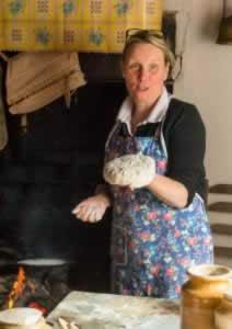molly gallivan's bread making