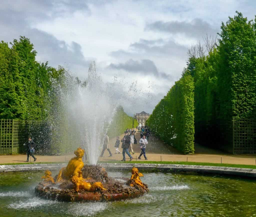 versailles ceres water fountain