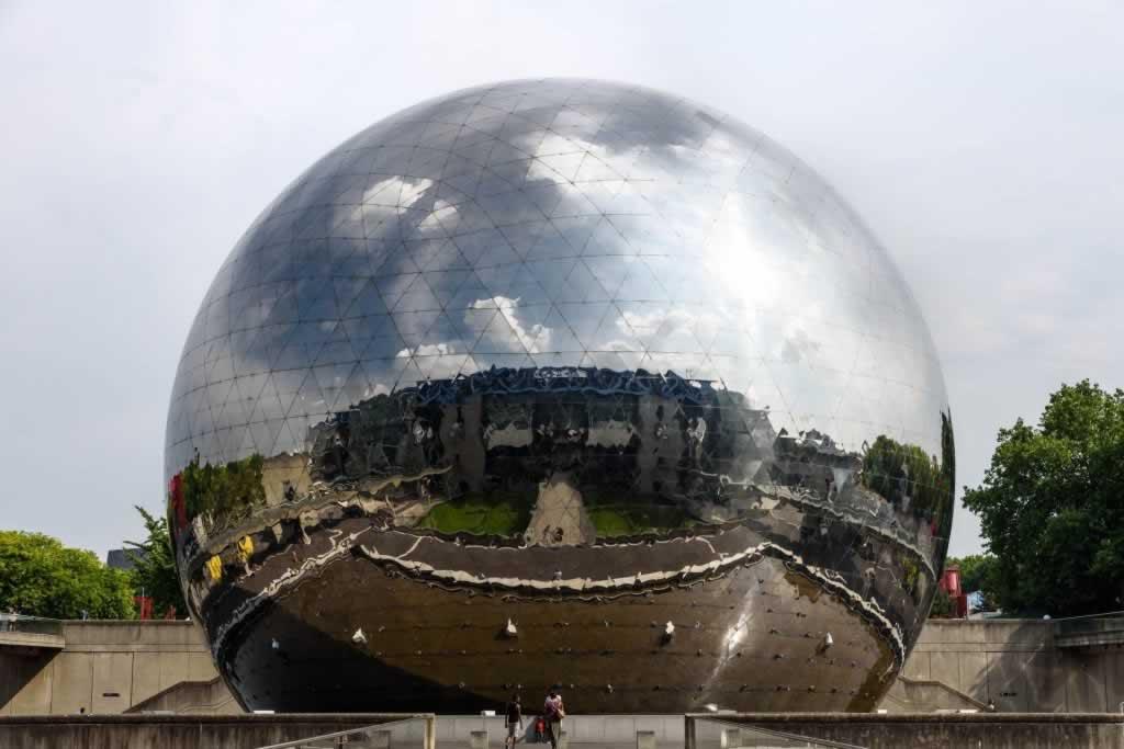 la geode paris