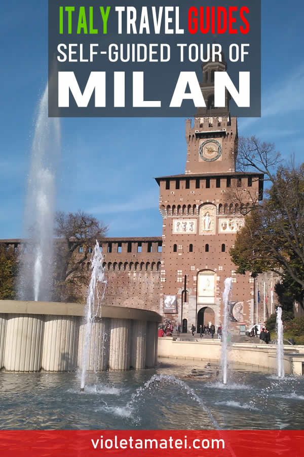 THe best self-guided tour of Milan in one day