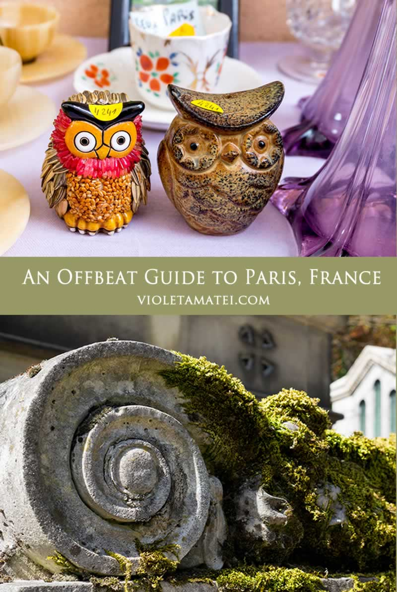 unusual things to do in Paris, France