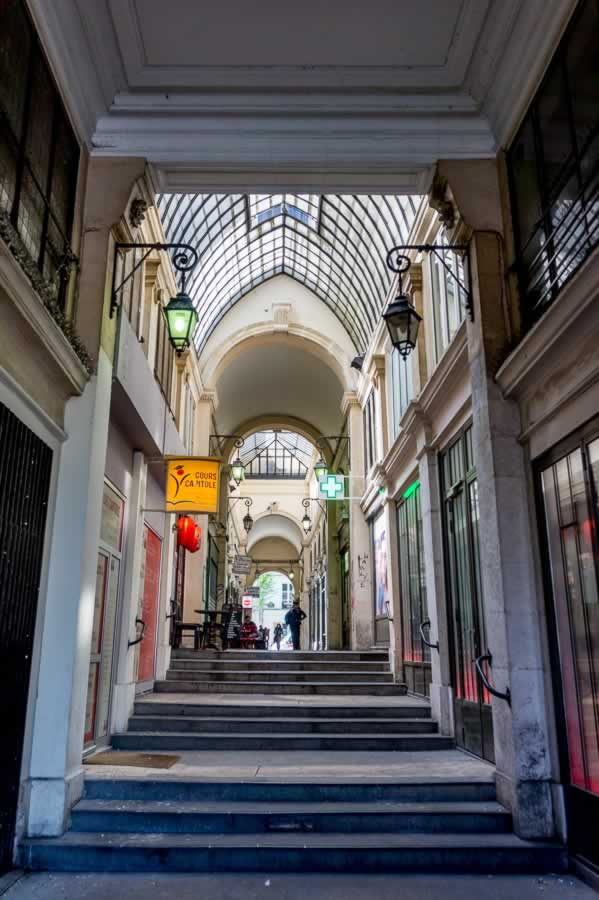 Passage Vendome Paris