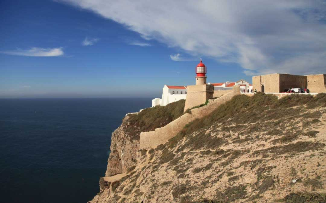 Sagres Portugal, the Westernmost Edge of Algarve
