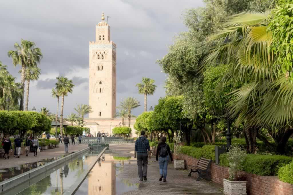 marrakech la koutubia