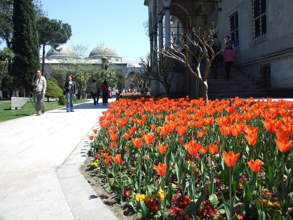 Tulips Festival in Istanbul
