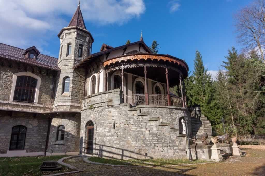 Casa Duca Sinaia Romania