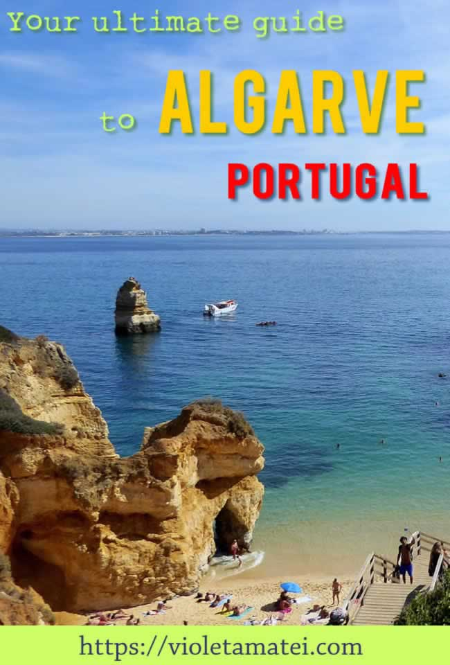 Algarve, Portugal - A complete travel guide with details on how to get there, what to do and where to stay