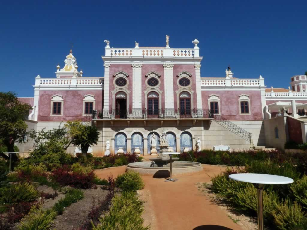 Estoi, Faro, in Algarve, Portugal