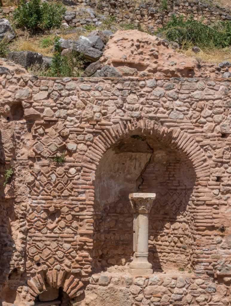 Delphi Artifact on the Sacred Way