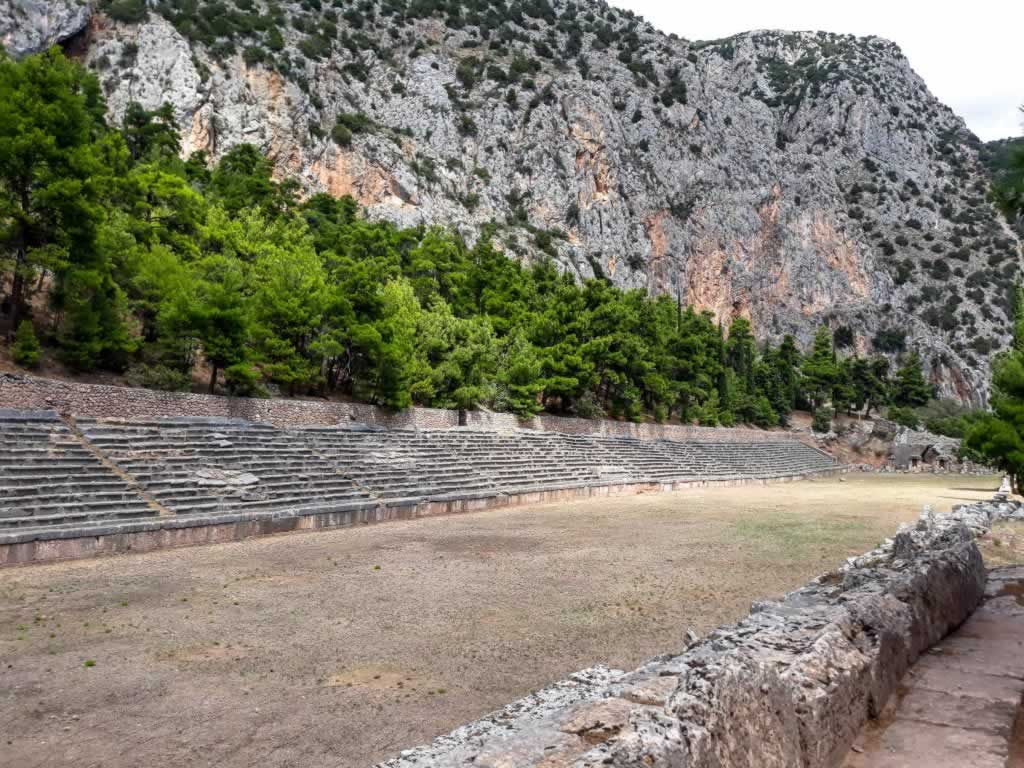 Delphi - The Stadium
